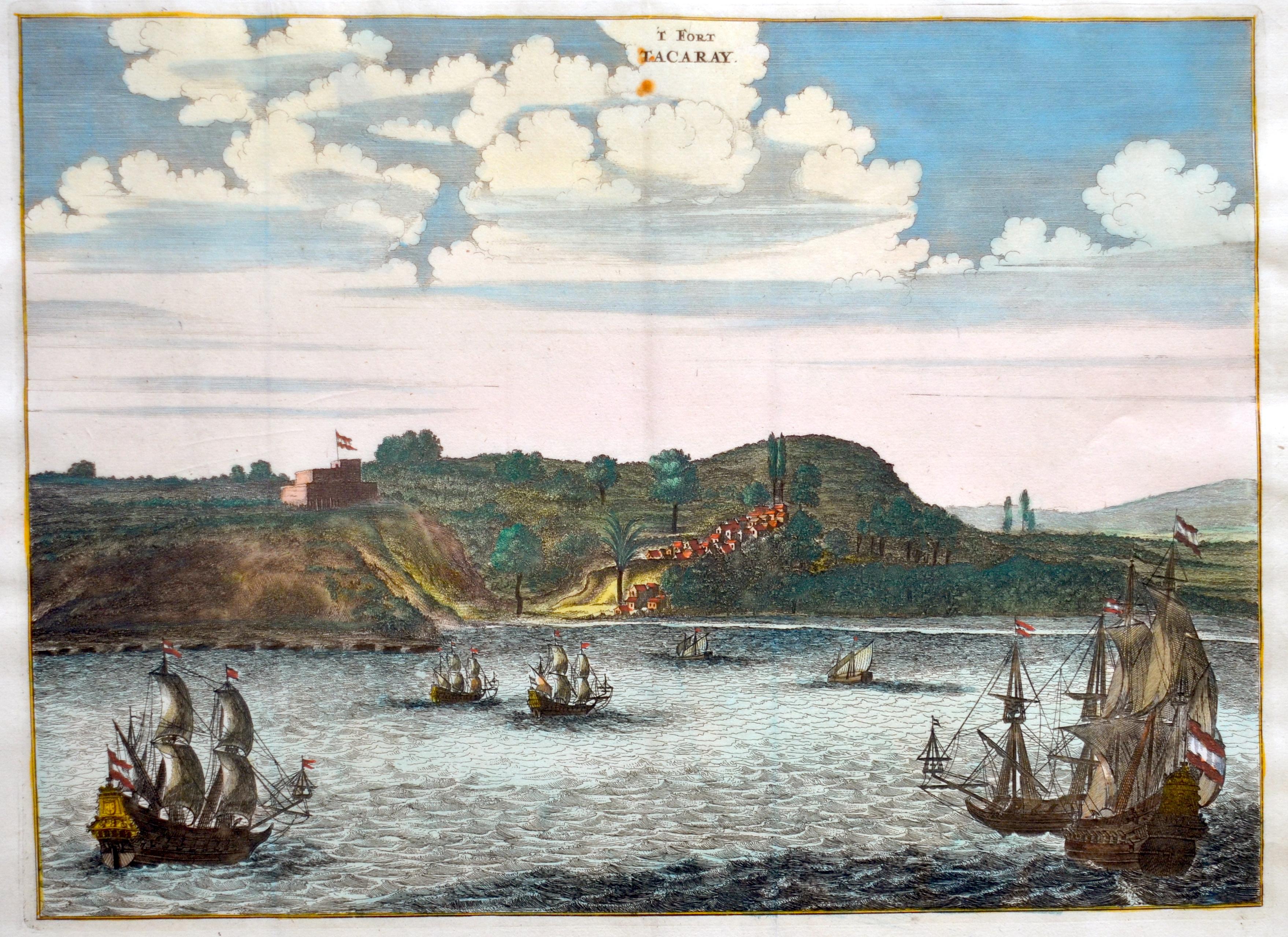 Dapper Olfert T Fort Tacaray.