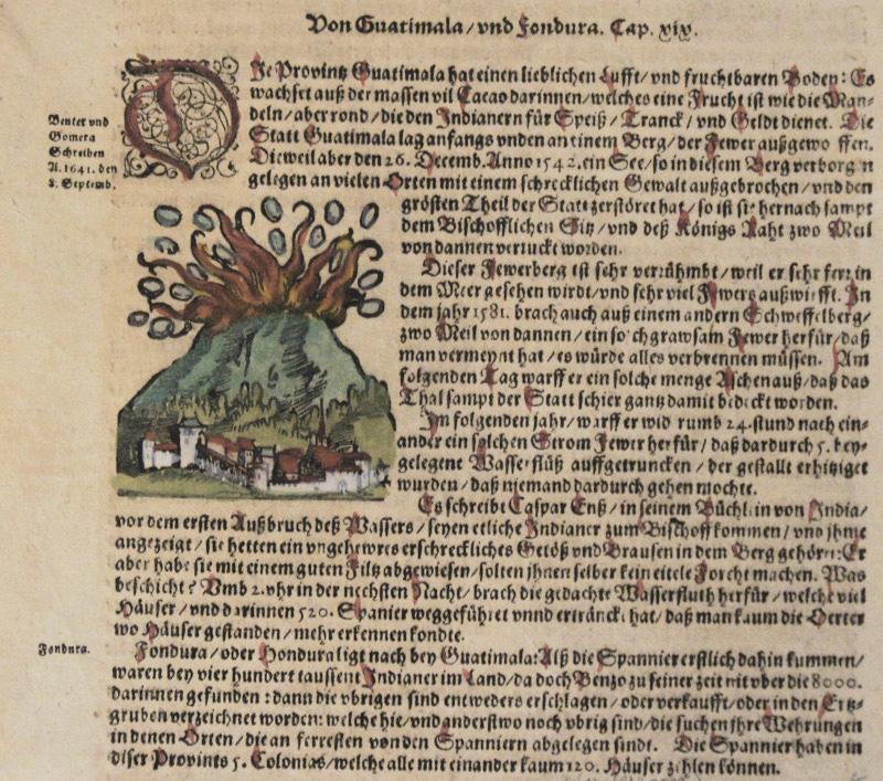 Münster Sebastian Von Guatimala/ und Vondura