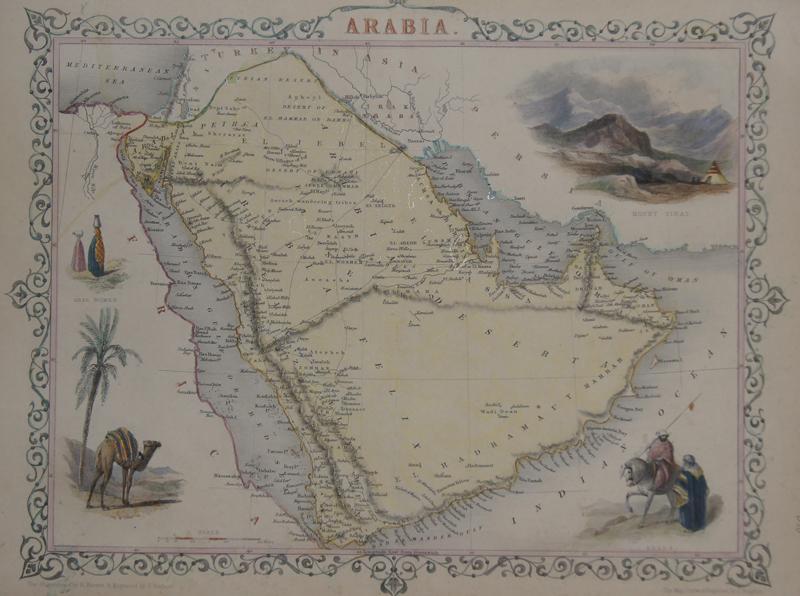 Tallis John Arabia