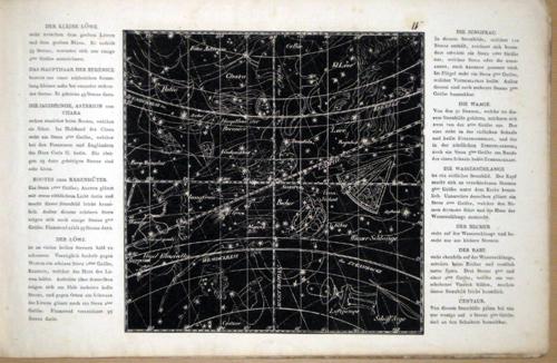 Rubach F. Himmels Globus in sechs Blättern, Magdeburg bei Ferdinand Rubach