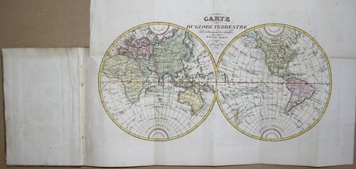 Masselin M.J.G. Atlas Géographique politique et commercial,..