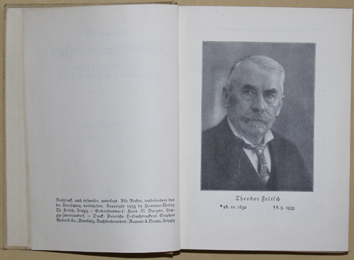 Fritsch T. Theodor Fritsch Handbuch der Judenfrage. Die wichtigsten Tatsachen zur Beurteilung des Jüdischen Volkes