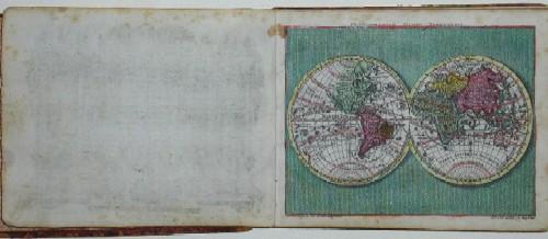 Lotter Tobias Conrad Atlas Geograpgicus portatilus XXIX mappis orbis habitabilis regna exhibens.