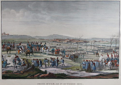 Swebach  Prise d´Ulm le 17 Octobre 1805