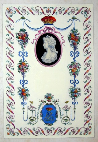 Pergolesi Michael Angelo Encourage of the Artists.. To her grace Elisabeth Duchess of Buccleugh