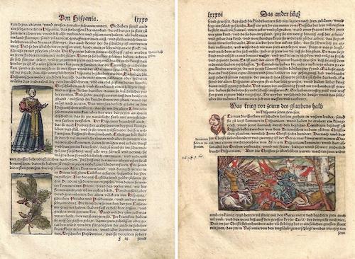 Münster  Von Hispania.