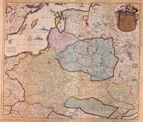 Wit, de Frederick Regni Poloniae et Ducatus Lithuaniae Voliniae, Podoliae Ucraniae Prussiae et Curlandiae