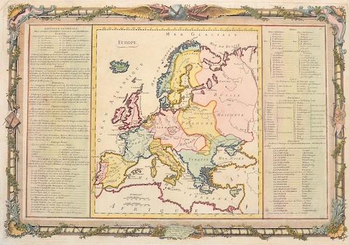 Desnos  Europe