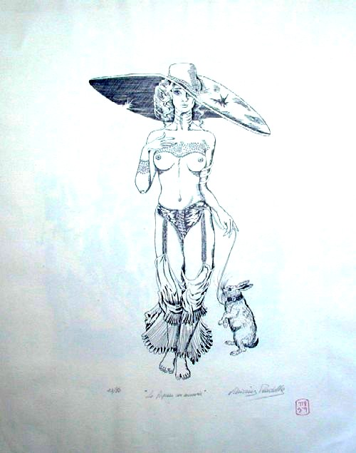 Pradella Vinicius La Papessa con mascotte