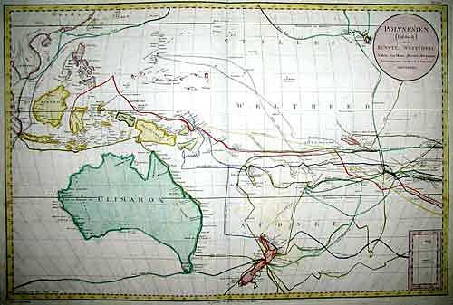 Schraembl Franz Anton Polynesien (Inselwelt) oder der Fünfte Welttheil