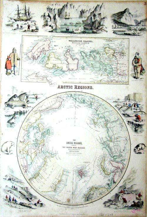 Fullarton & co A. Artitic regions