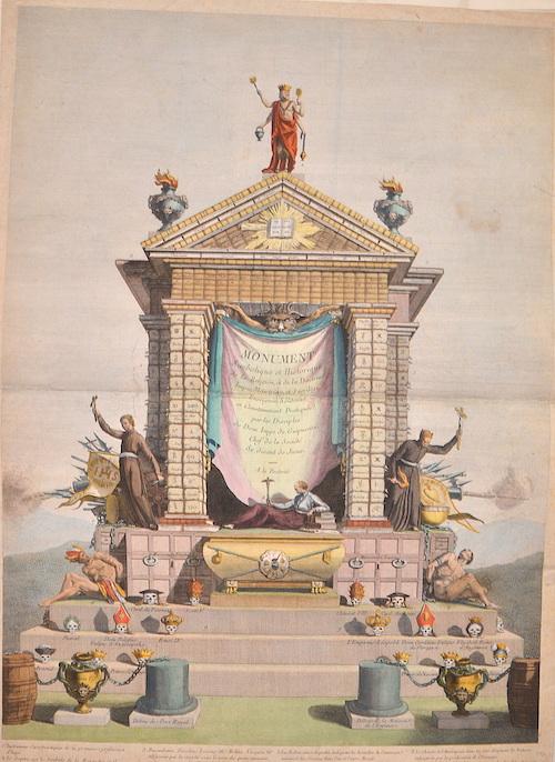Anonymus  Monument Simbolique et Historique de la Religion et de la Doctrine