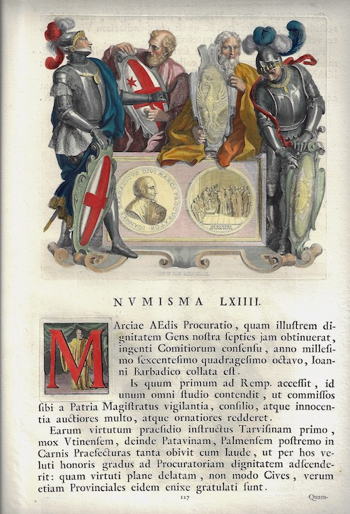 Gand R Numisma LXIIII