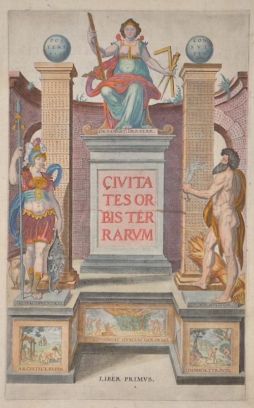 Braun/Hogenberg Franz/ Georg Civiattes orbis Terrarum