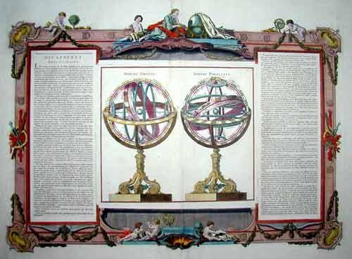 """Brion de la Tour Louis Sphere Droite"""" & """"Sphere Parallele"""