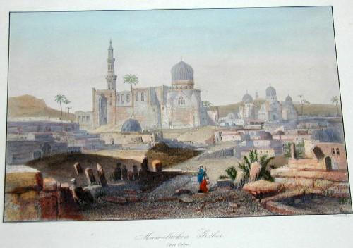 Hearood  Mamelucken- Gräber ( bei Cairo)
