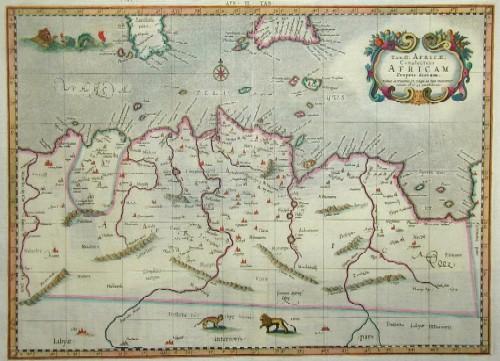 Ptolemy/ Gerhard Mercator  Tab. II Africae, complectens Africam proprie dictam