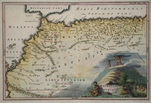 Anonymus  Mauretania et Numidia