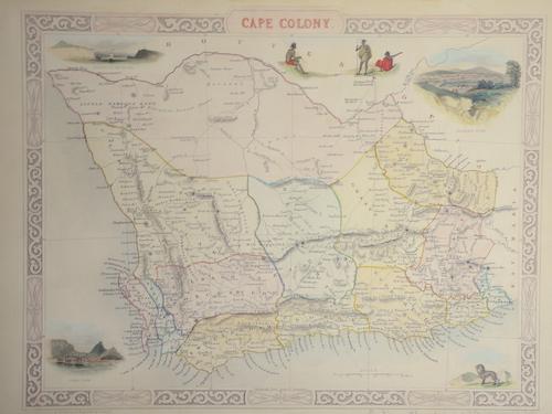 Tallis  Cape Colony