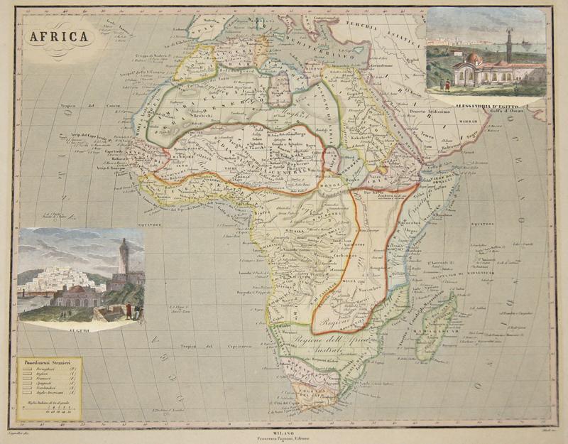 Naymiller Filippo Africa Milano Francesco Pagnoni, Editore