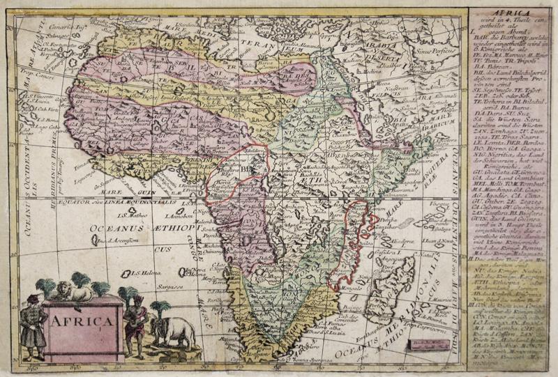 Schreiber Johann Georg Africa