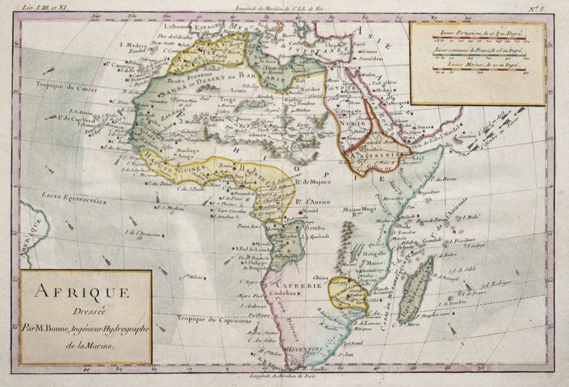 Bonne  Afrique Dressee