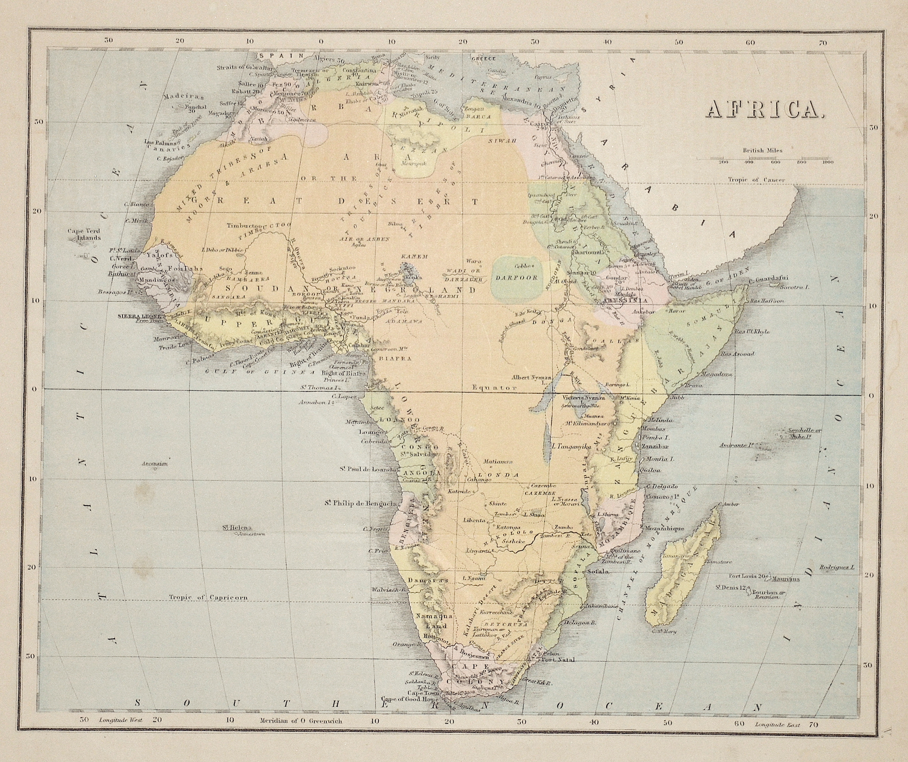 Anonymus  Africa.