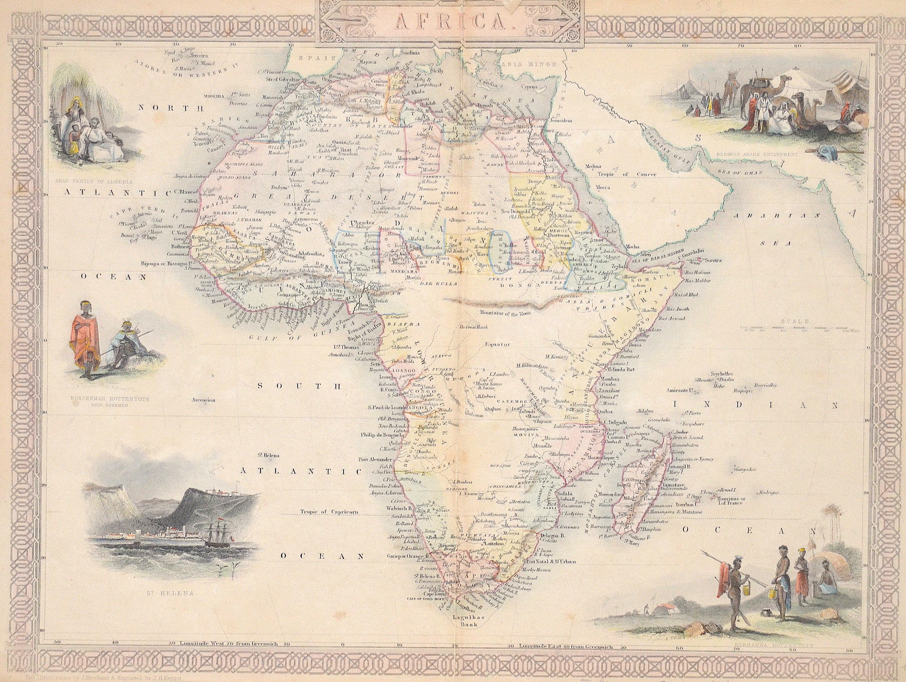 Tallis  Africa.