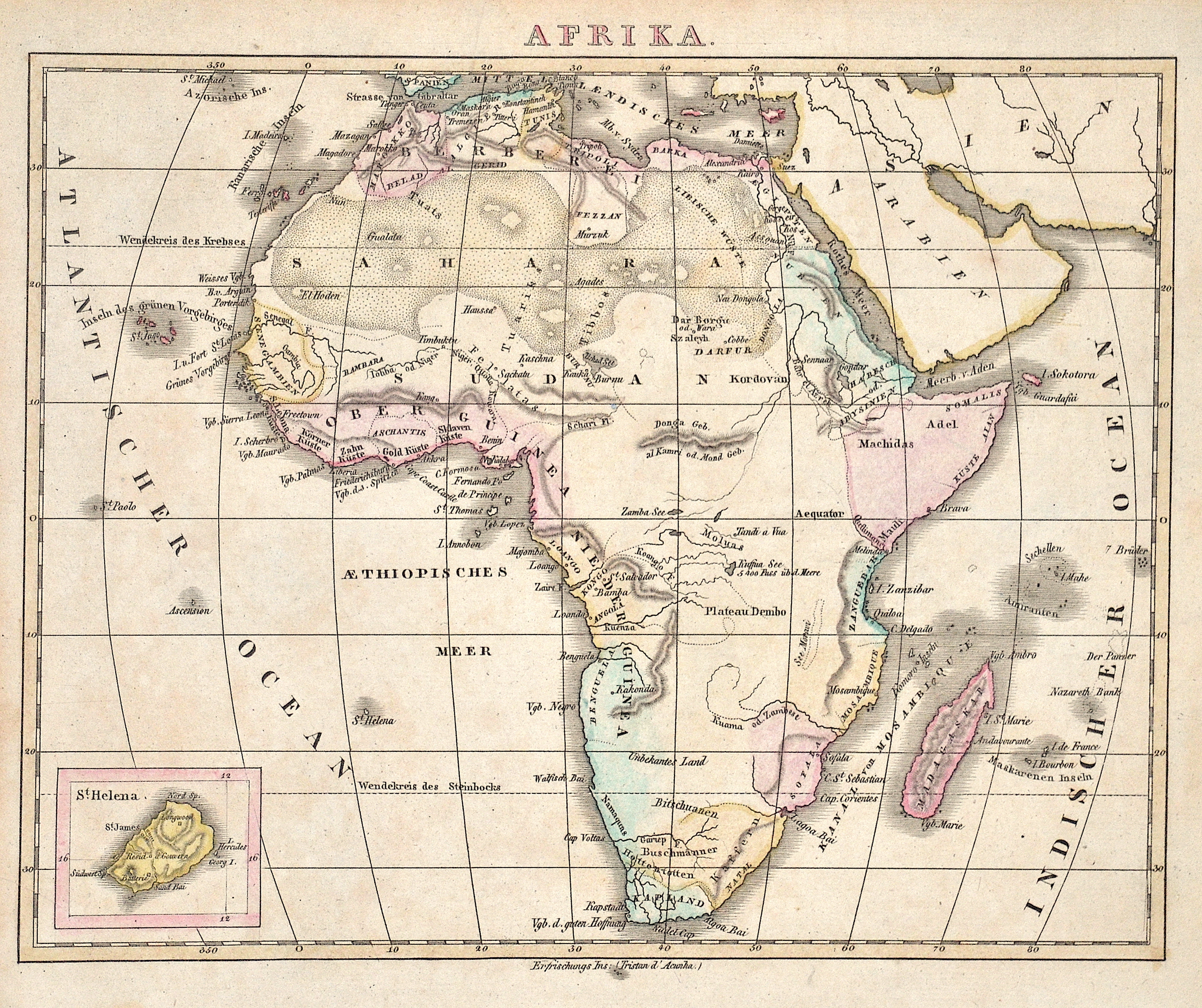 Anonymus  Afrika.