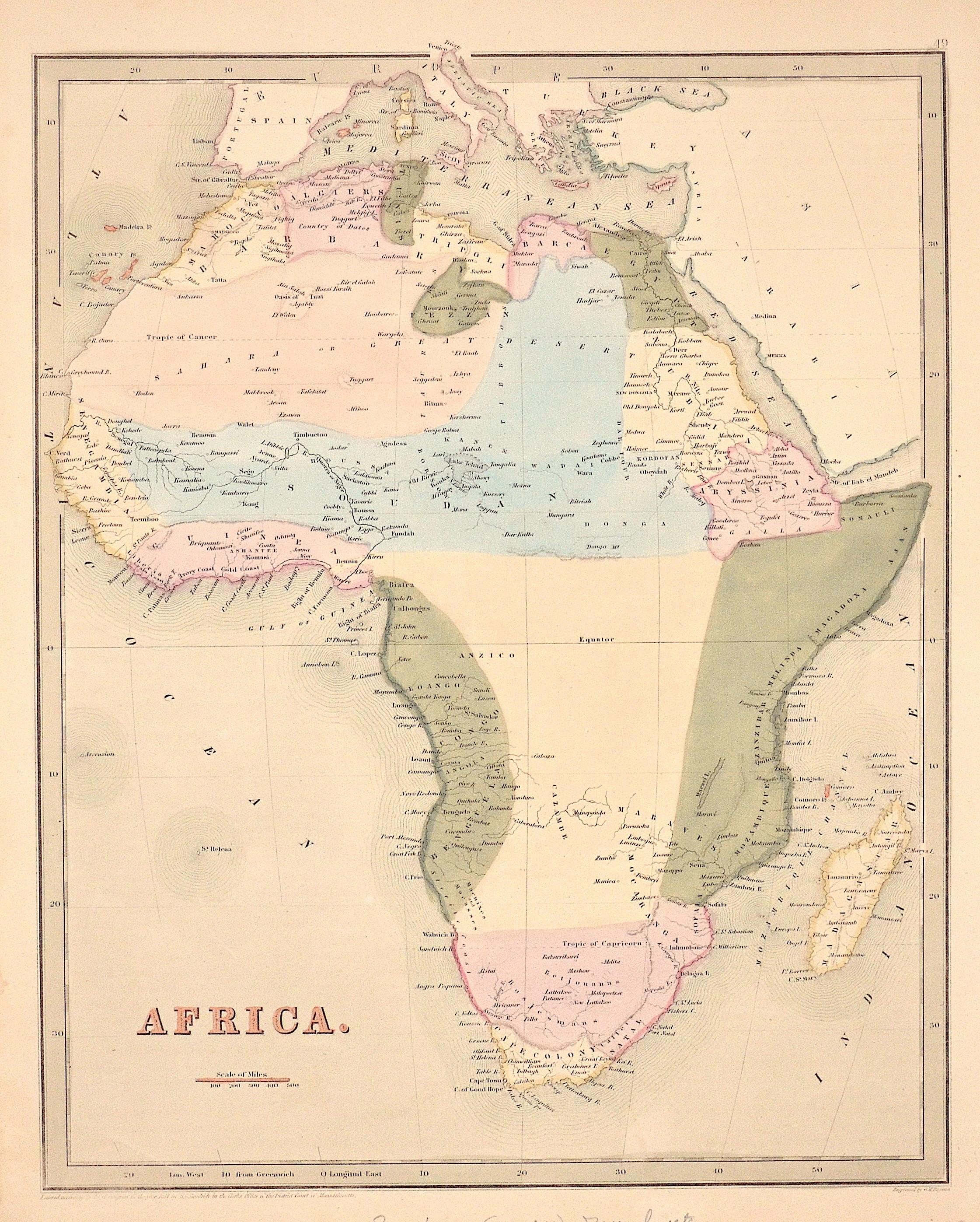 Boynten  Africa.