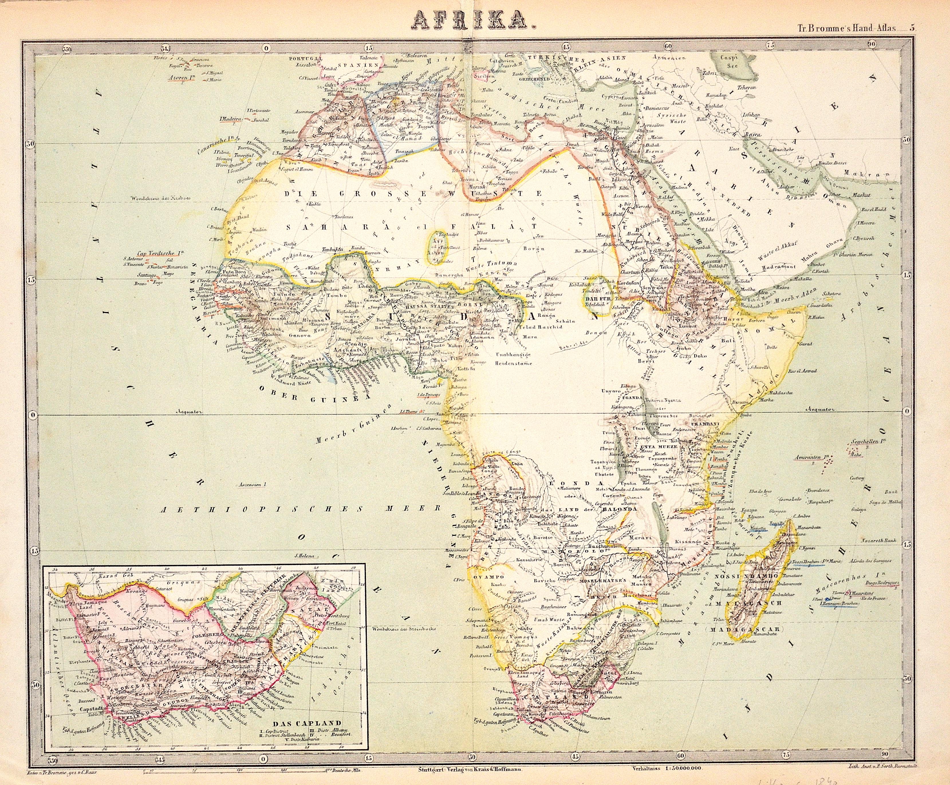 Krais & Hoffmann  Afrika.