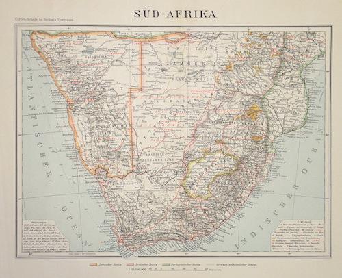 Anonymus  Süd – Afrika