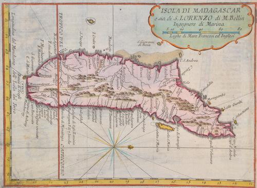 Bellin  Isola di Madagascar