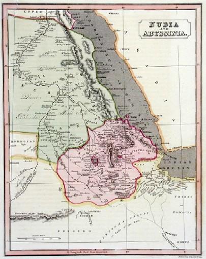 Neely & Jones  Nubia and Abyssinia