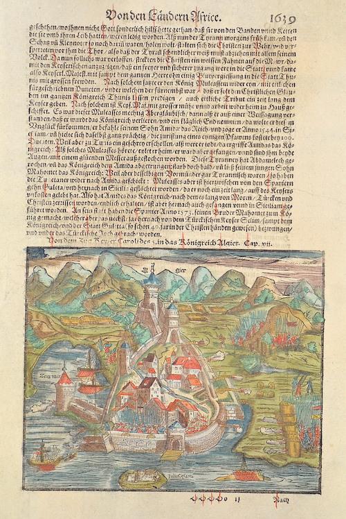 Münster Sebastian Das sechszt büch