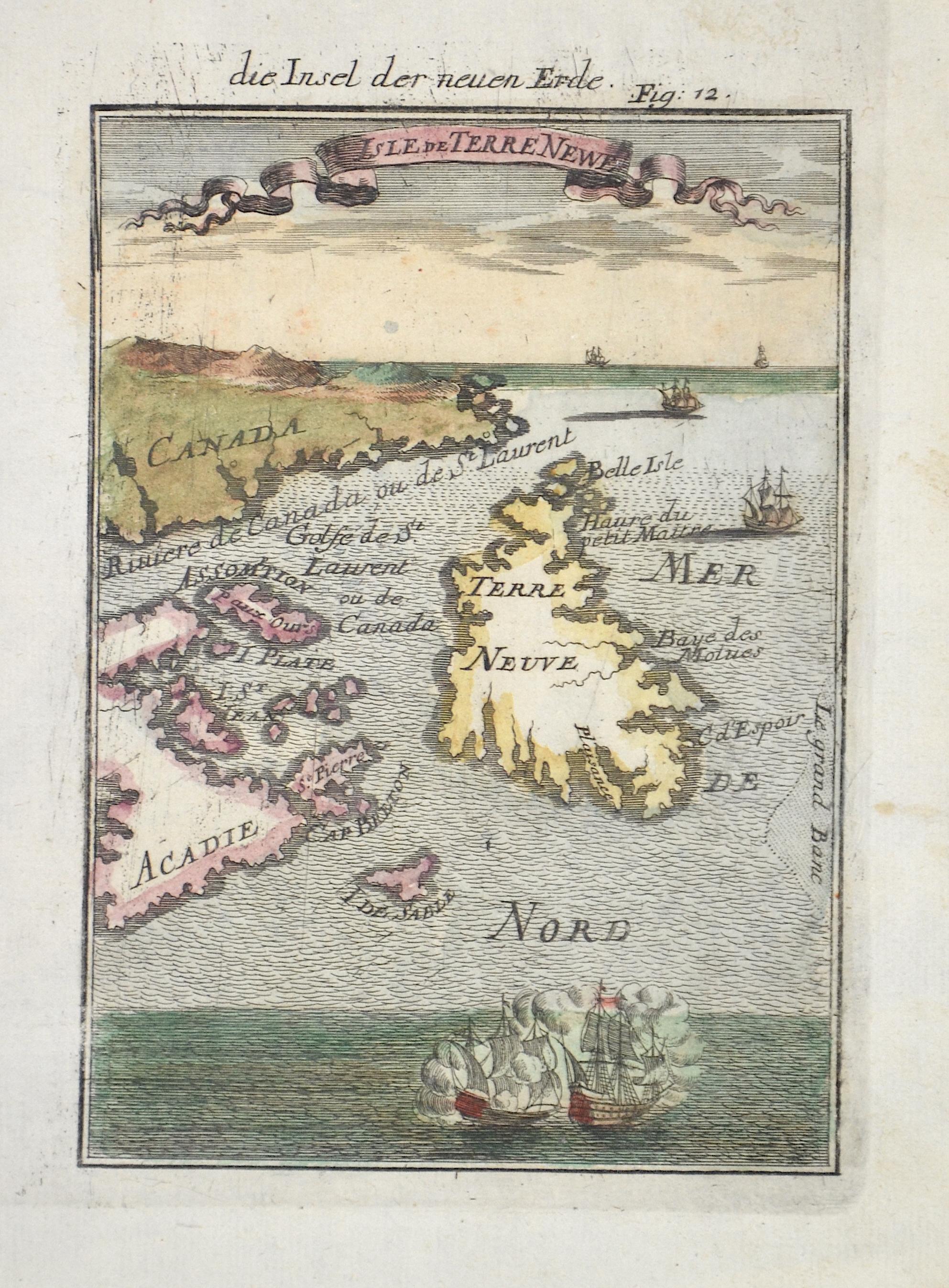 Mallet  Isle de Terre Neuve