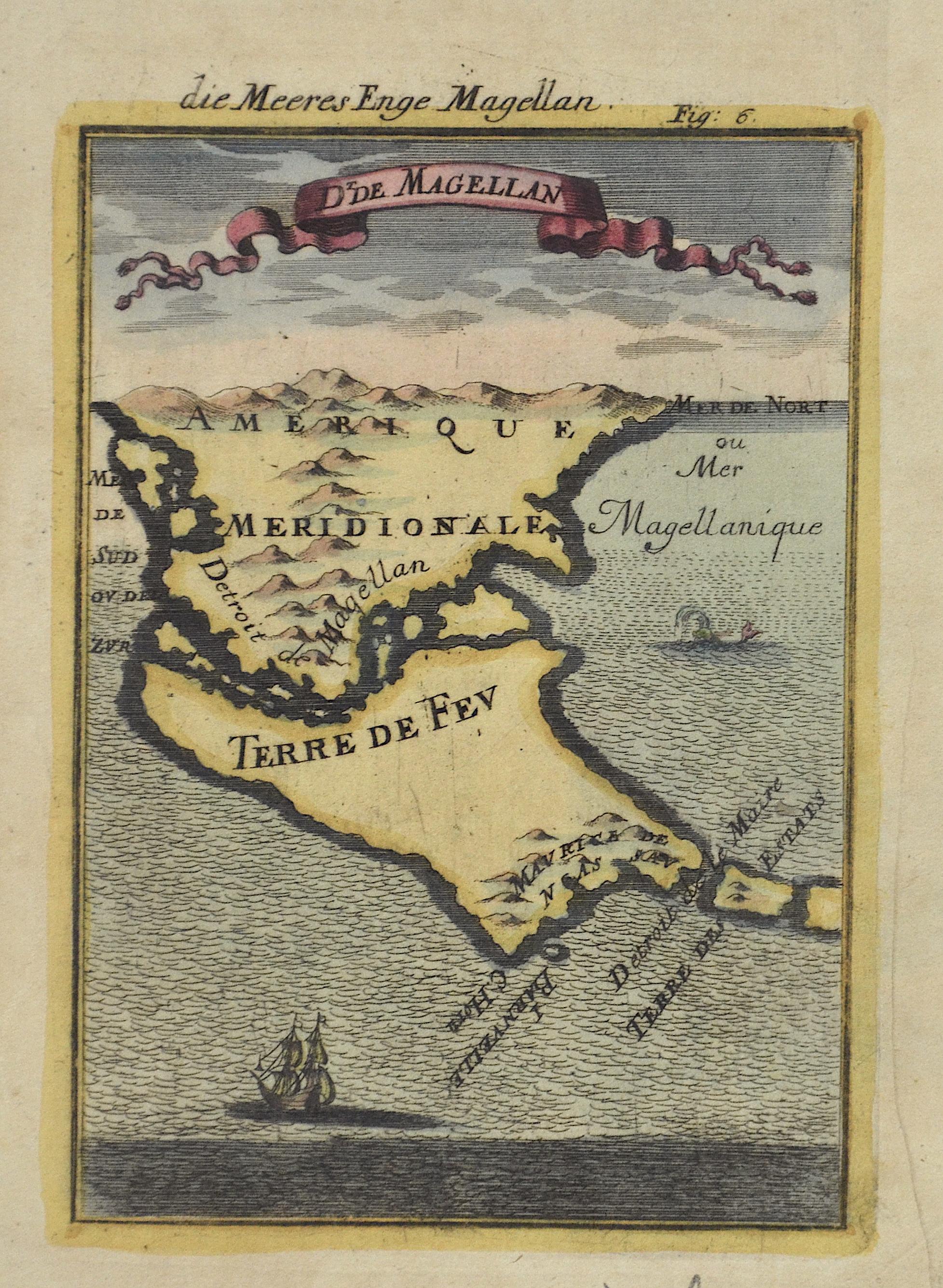 Mallet  De Magellan