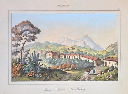 Lemercier / Levasseur  Schweizer Colonie Neu- Freiburg