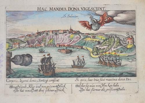Meissner  Haec maxima dona Vigescund S. Salvator
