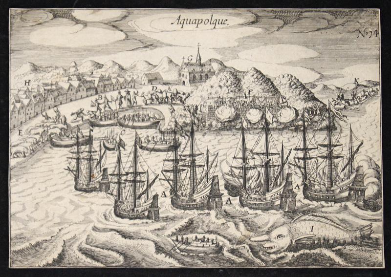 Bry, de Johann Israel & Johann Theodor Aquapolque