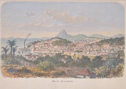 Straßberger  Rio de Janeiro.