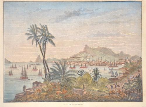 Lebreton Louis Rio-Janeiro.
