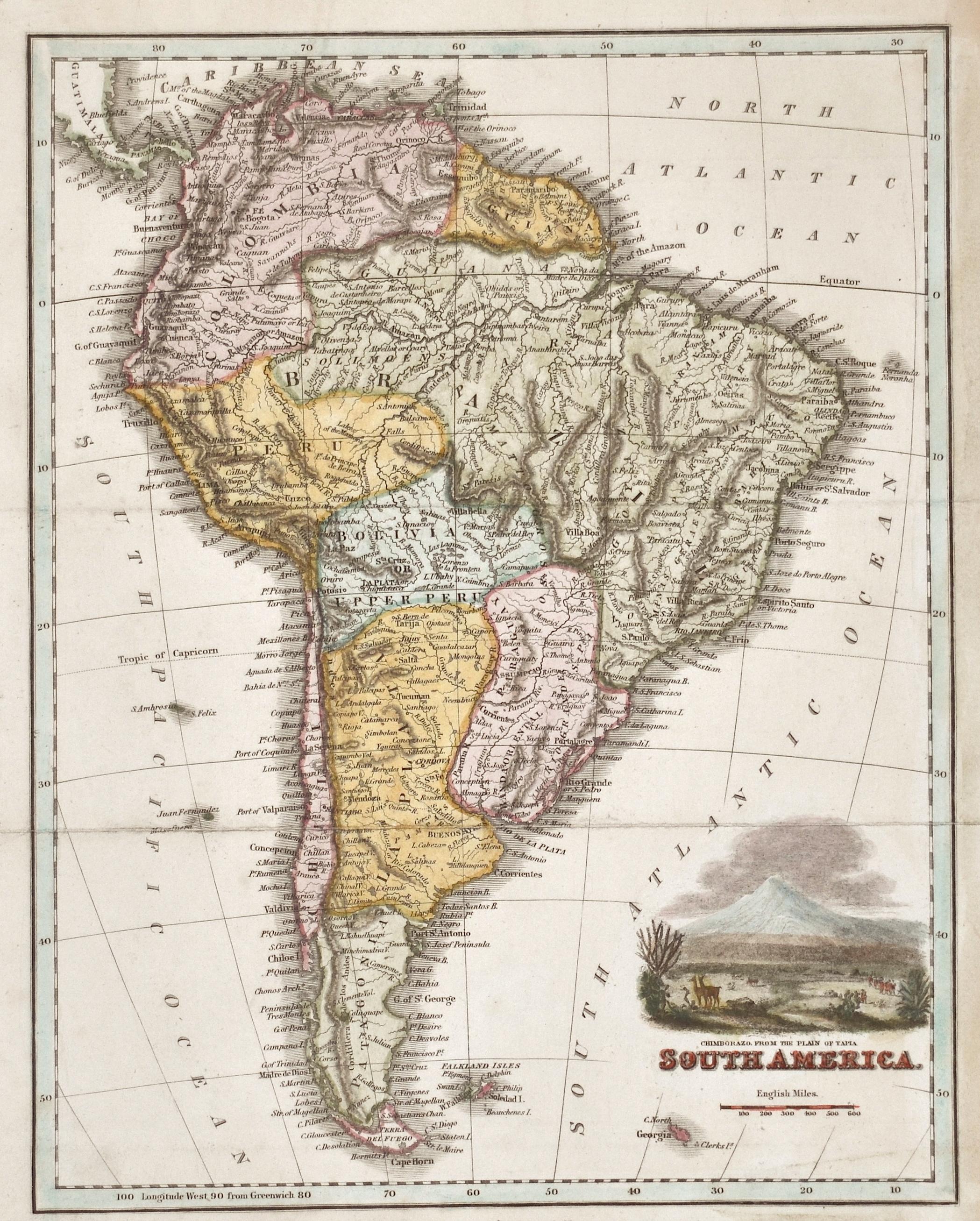 Fullarton & Co  South America.