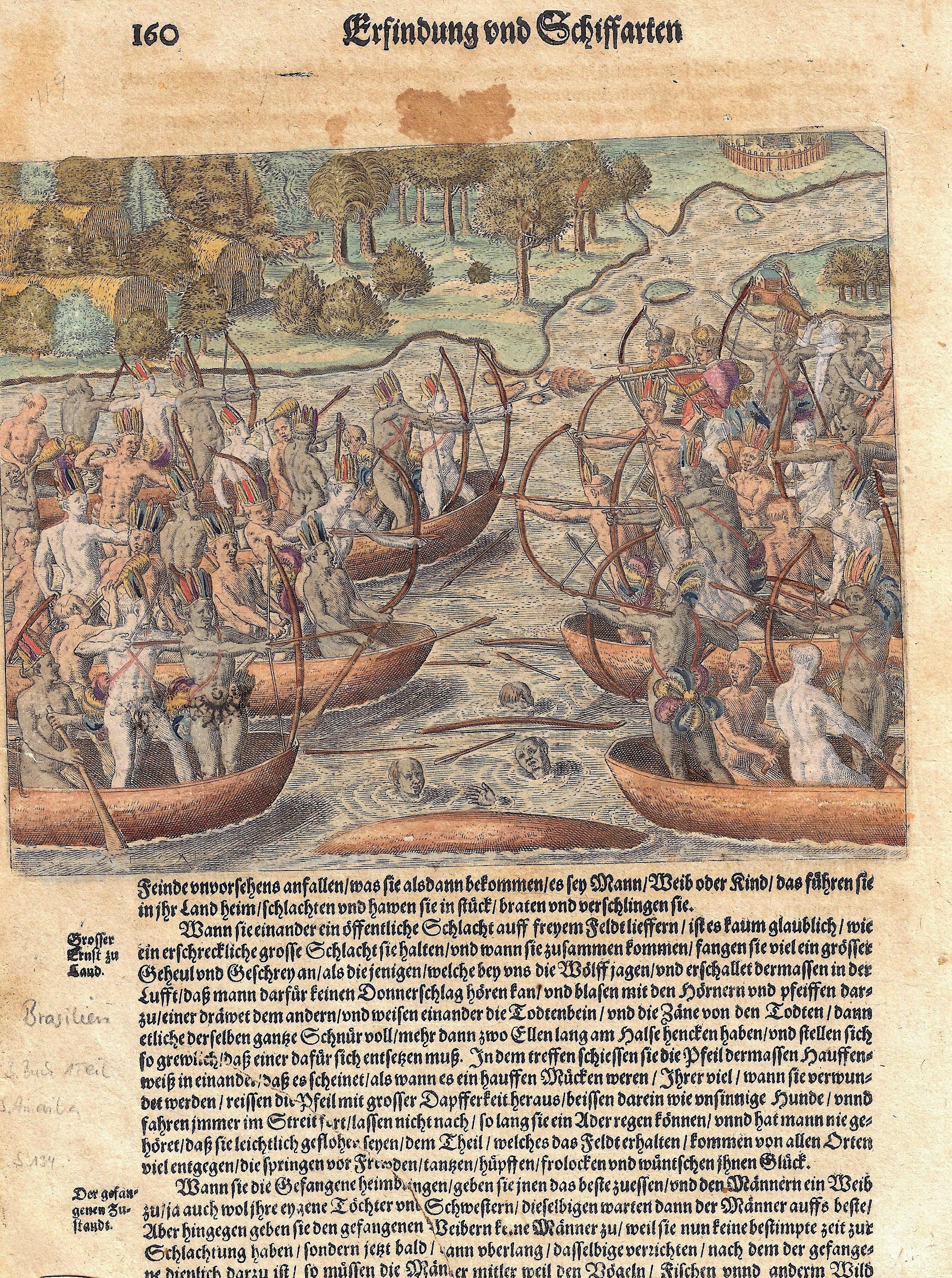 Bry, de Theodor, Dietrich Erfindung und Schaffarten
