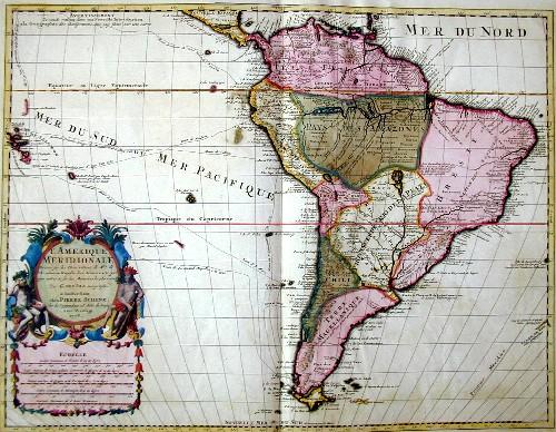 Schenk  L'Amerique meridionale…
