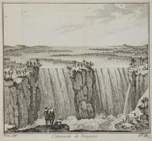 Hedel C. Cataracte de Niagara