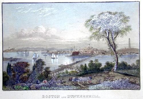 Schmidt  Boston und Dunkershill