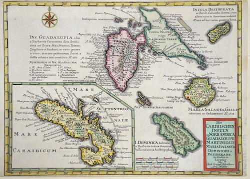 Schreiber  Die Caribischen Inseln in Nord America…