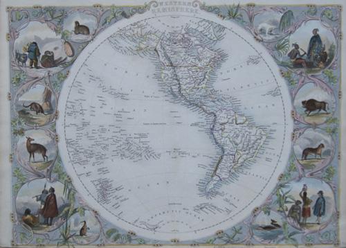 Tallis John Werstern Hemisphere
