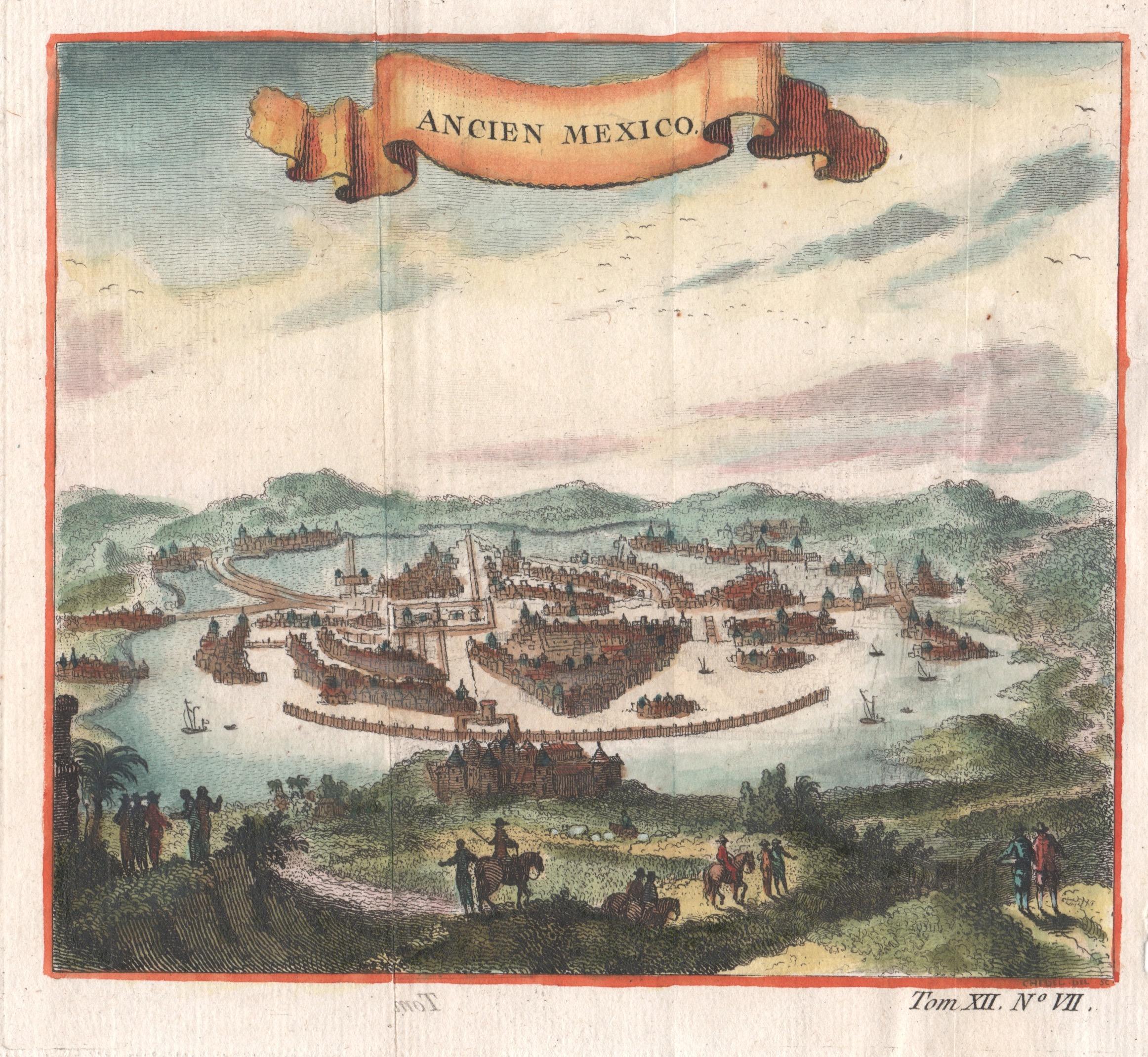 Schley, van der Jacob Ancien Mexico